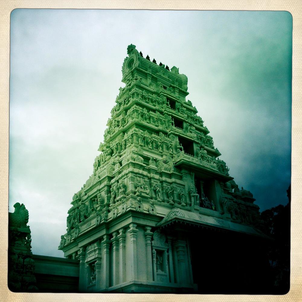 Random Temple