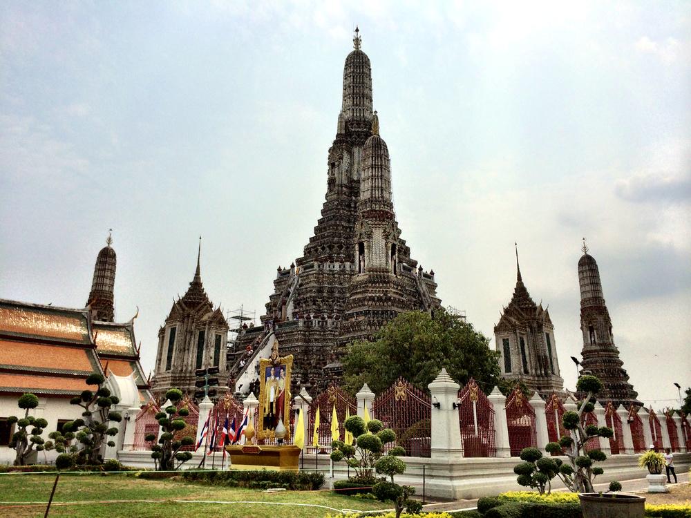 """Wat Arun, """"Temple of Dawn"""""""