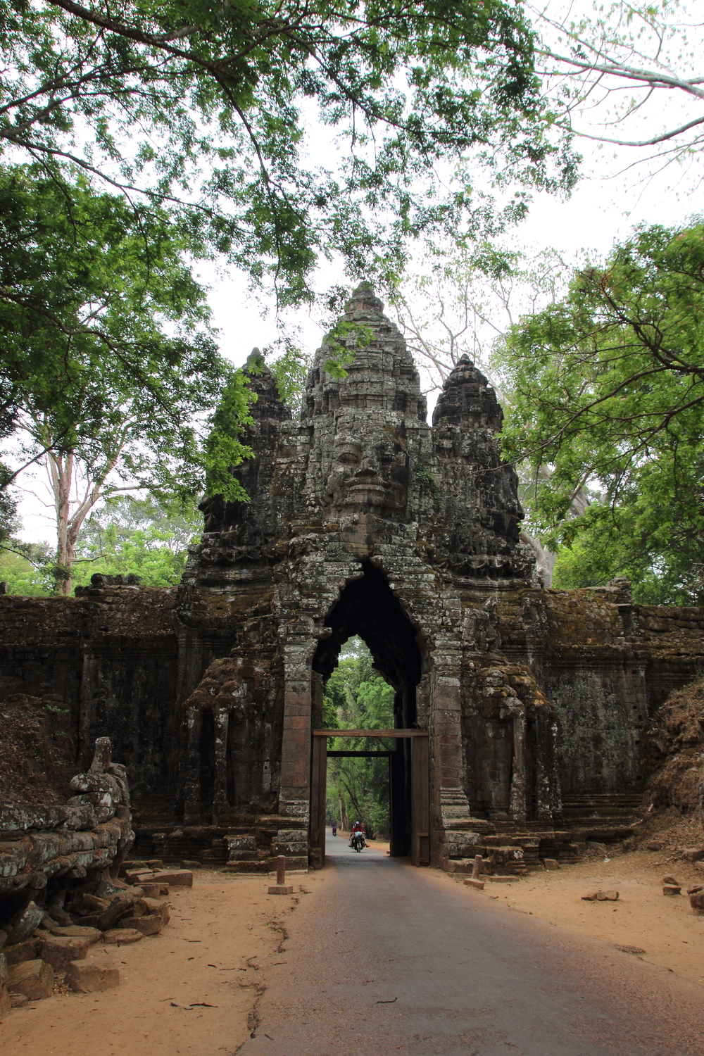 Gate to Angkor Thom