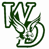WDHS eagle logo green.png
