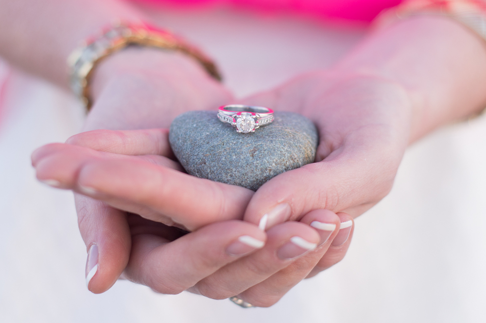 Scituate Light Engagement Session