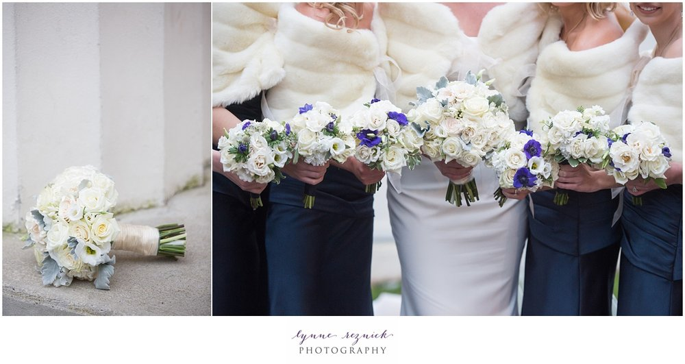 CT bouquets by Fleurescent