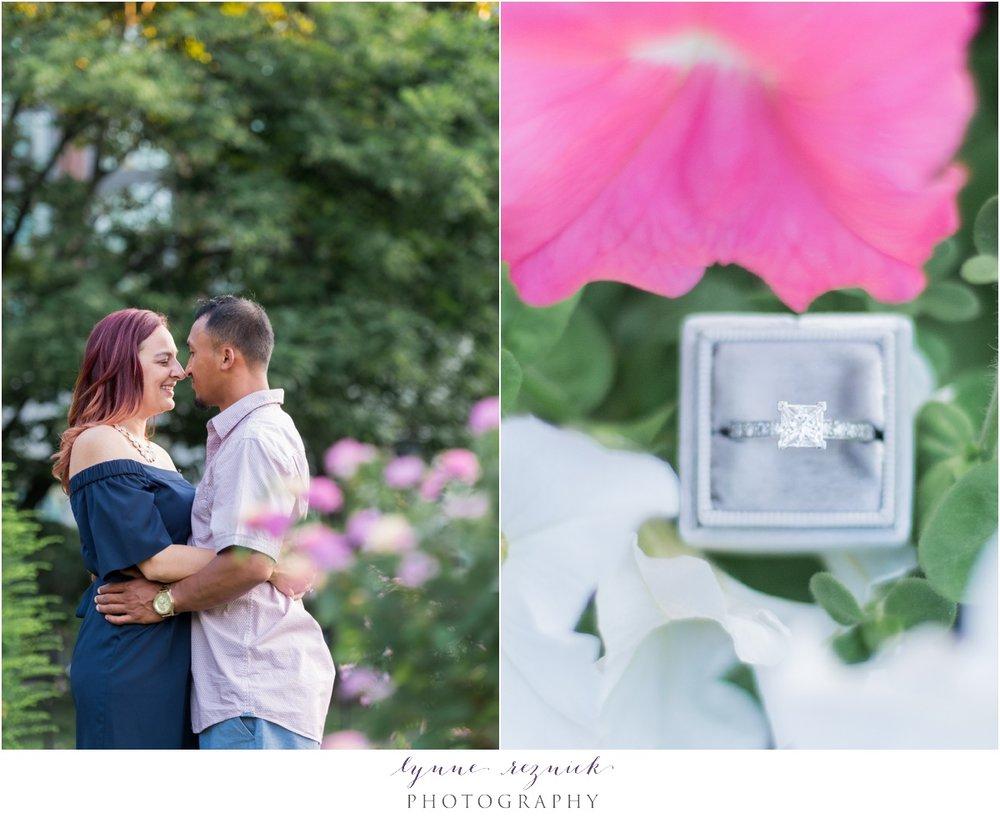 Boston Common engagement ring in Mrs Box
