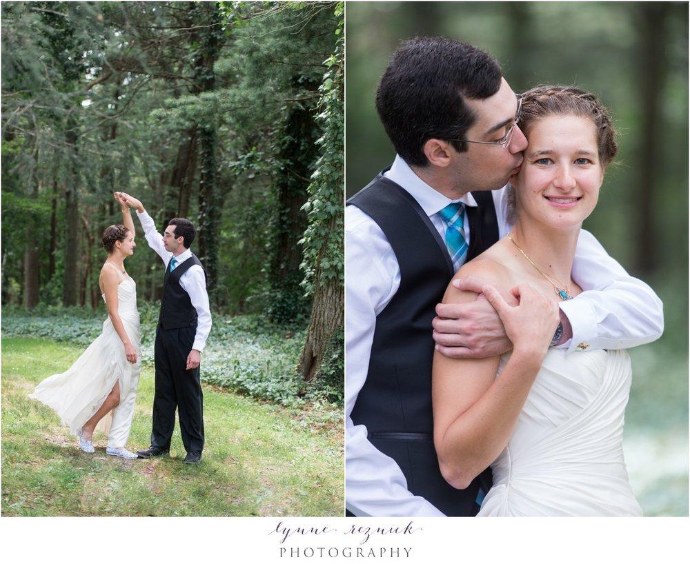 wedding day twirls at the Eleanor Bradley Estate