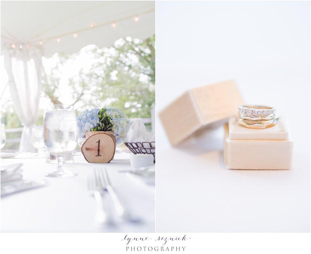 Mrs Box and e. scott otiginals wedding bands for bradley estate wedding