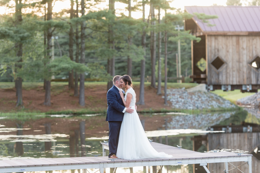 Deep River, CT Tented Wedding