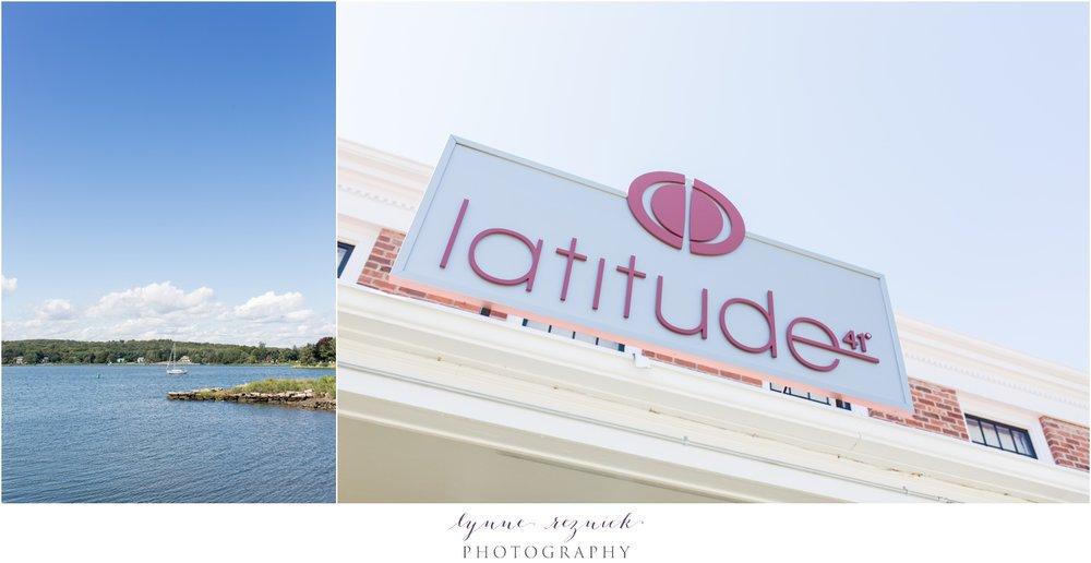 Latitude 41 wedding Mystic Seaport