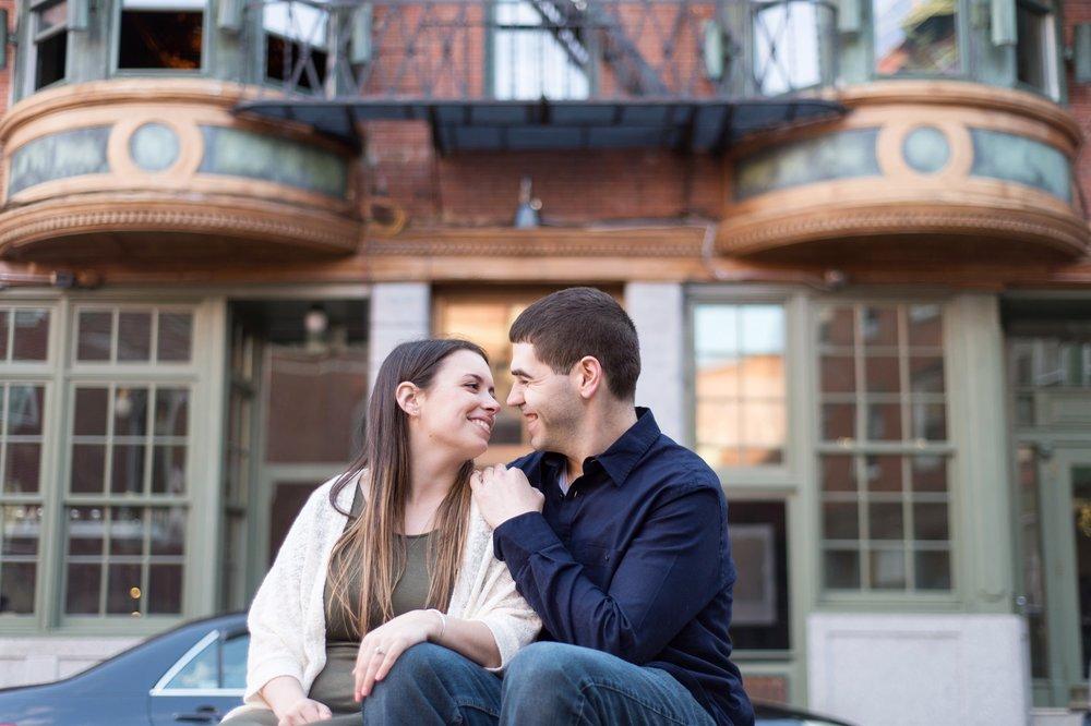 Kelsey & Jeremy engagement tips
