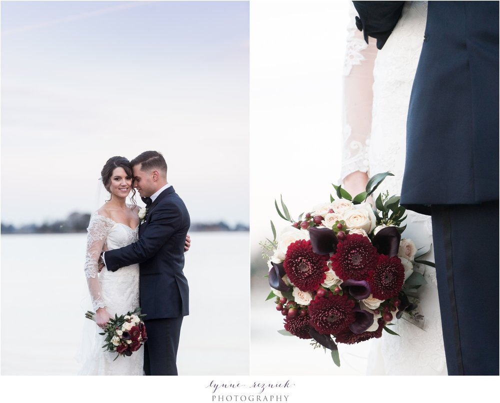 brewster flower garden bouquets for fall shoreline yacht club wedding