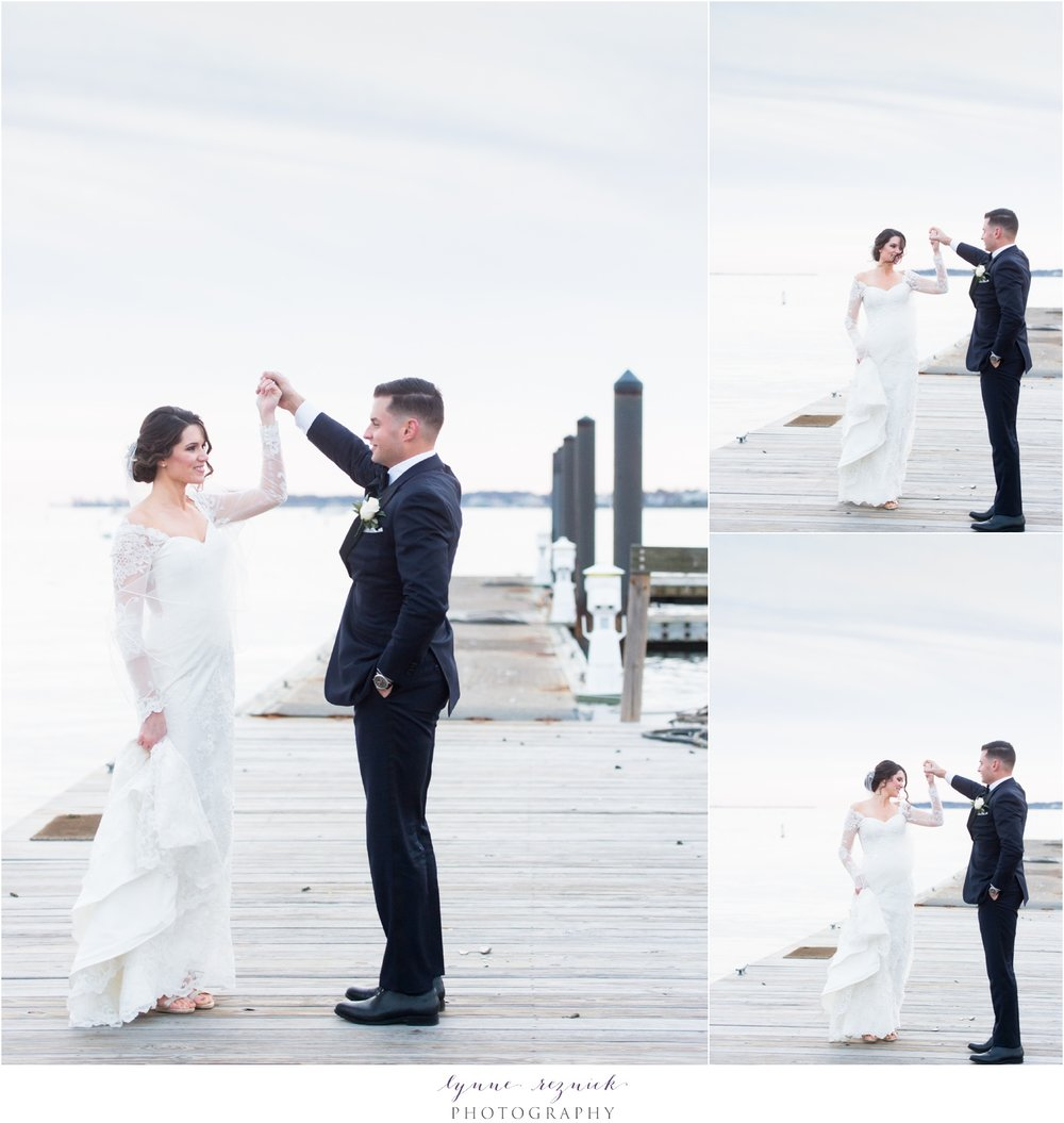 Classic Fall Stamford Yacht Club Wedding