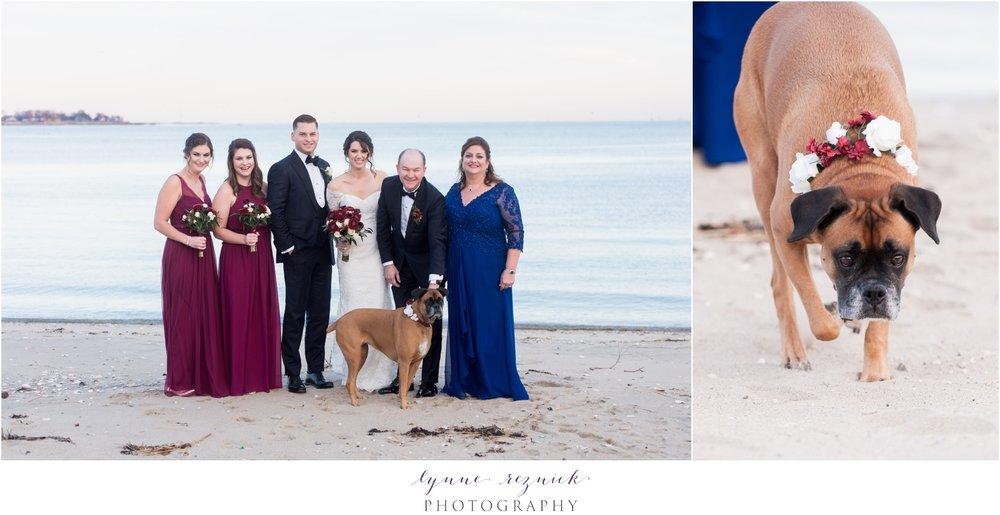 CT Shoreline Wedding Family Portraits