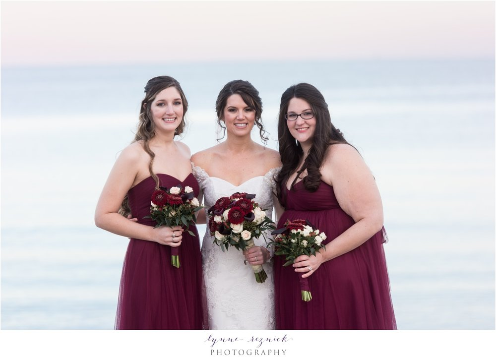 CT MA Shoreline Wedding Portraits