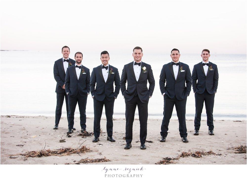 preppy yacht club groomsmen