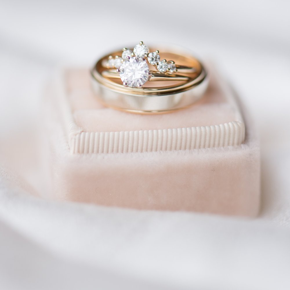 Wedding planning engagement ring care and cleaning