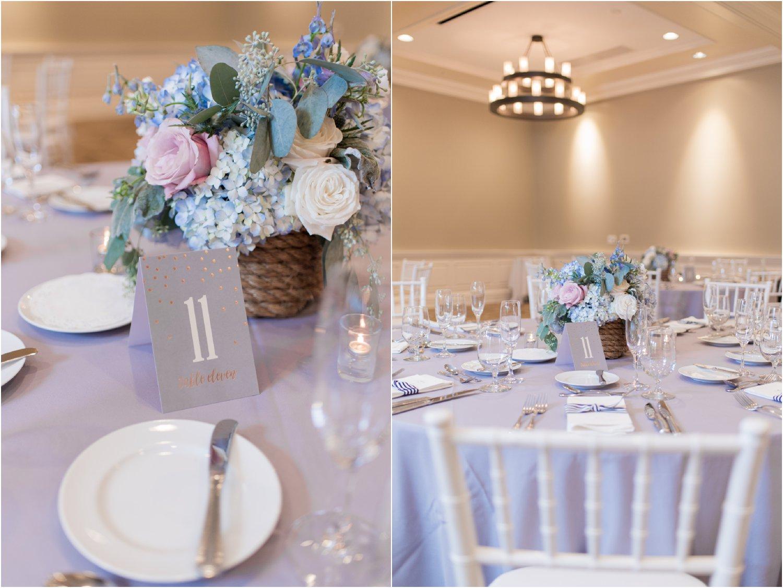 Preppy Chic Patterson Club Wedding - Lindsay & Travis