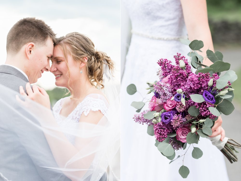 rustic lilac camp spofford new hampshire wedding