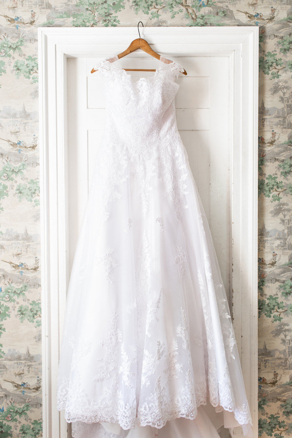 Maggie Sottero wedding dress from Country Bridals shop in New Hampshire