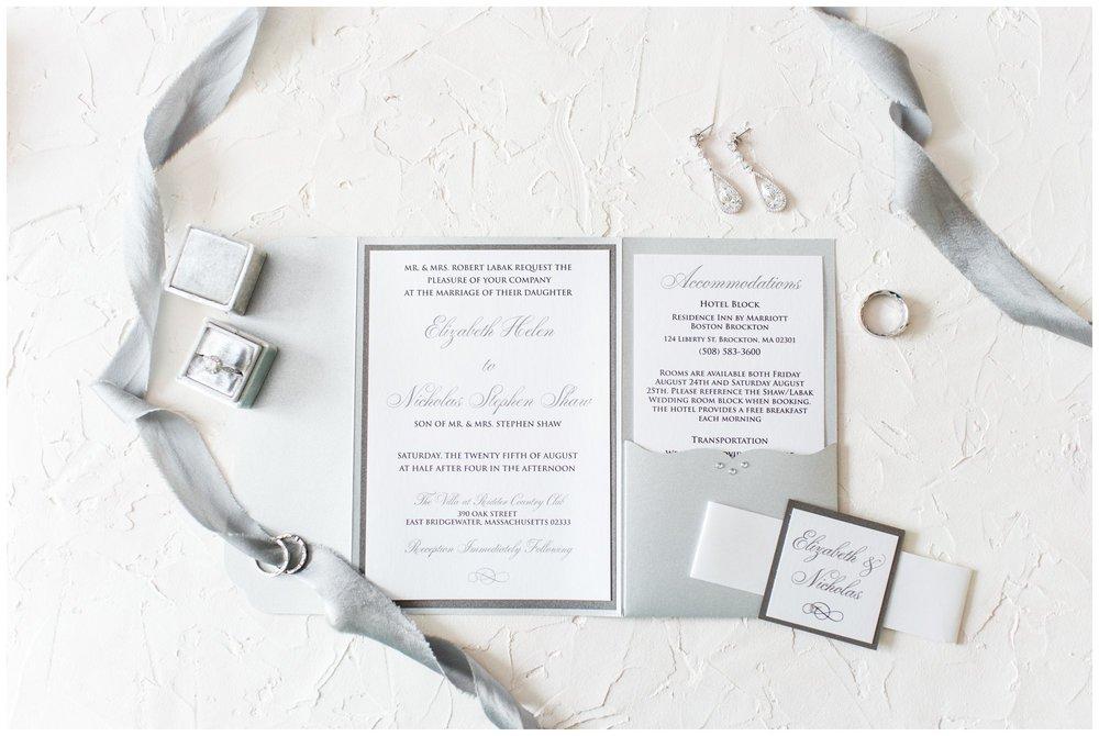 whisker kisses designs wedding invitation for summer wedding at the villa