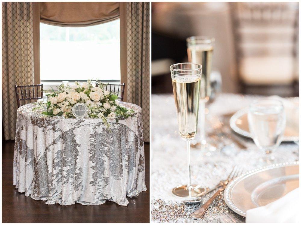 wedding decor for summer saphire event group wedding