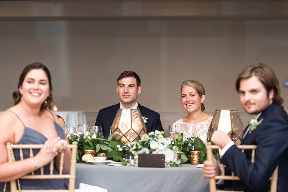 Wedding Planning: Head Table Setup Tips For Photographing Toasts Long Head Table