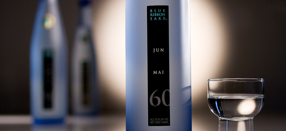 Blue Ribbon Sake