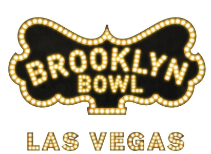 Brooklyn Bowl - Las Vegas Logo - Links to Brooklyn Bowl Las Vegas Web Page