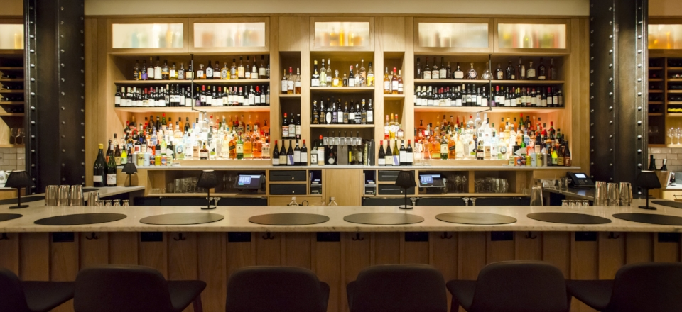 Blue Ribbon Federal Grill Bar