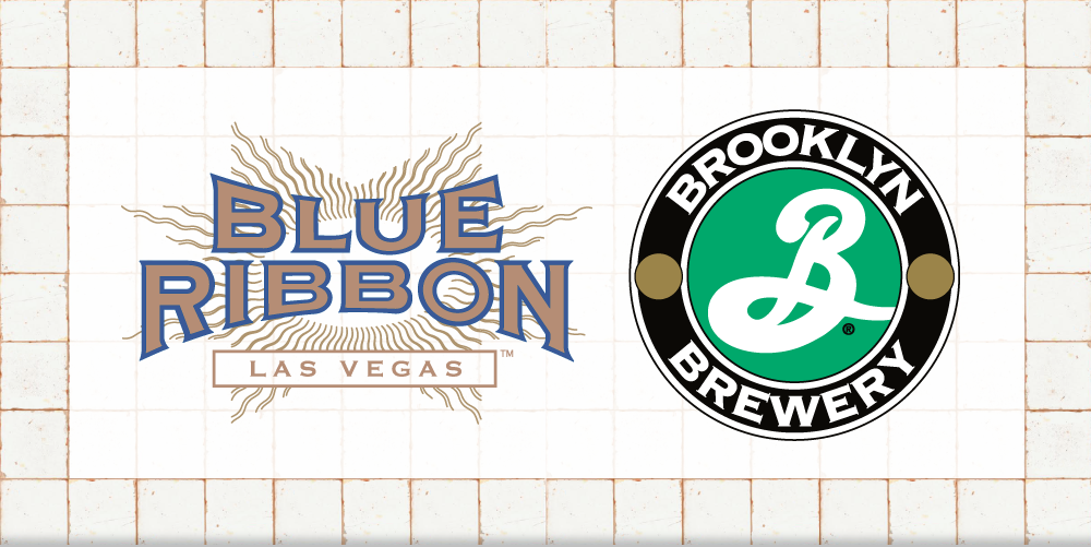 Blue Ribbon Brasserie Logo - BRooklyn Brewery Logo
