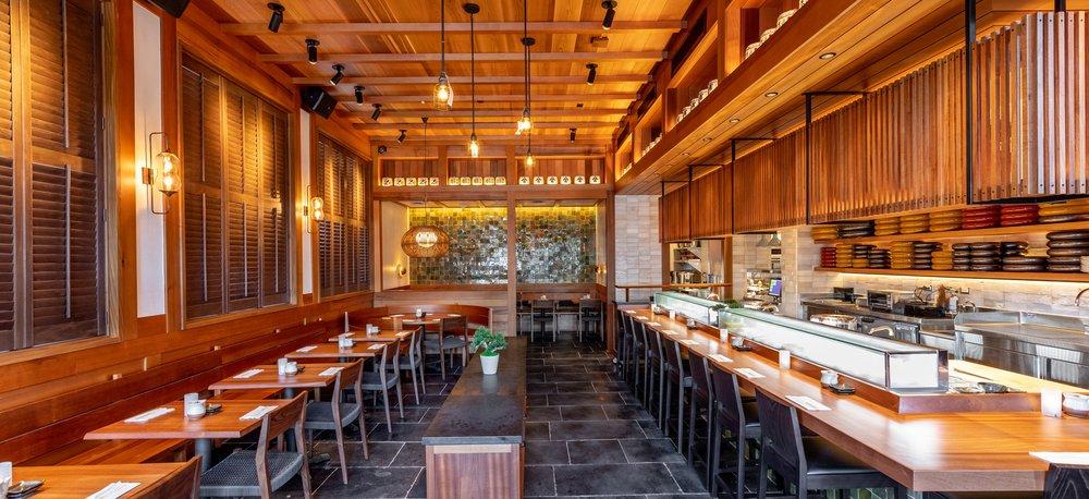 Blue Ribbon Sushi Dining Room
