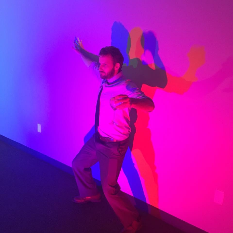 Eric Baker dancing. Click through for Eric's clips.