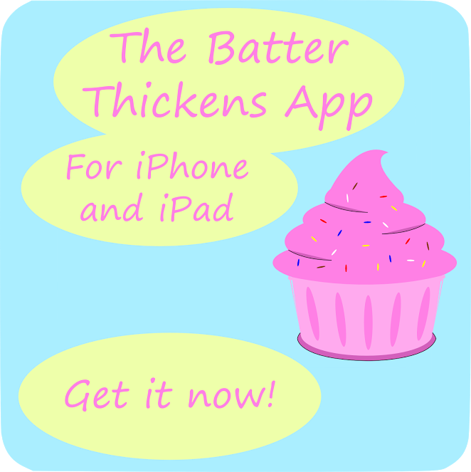 the batter thickens app