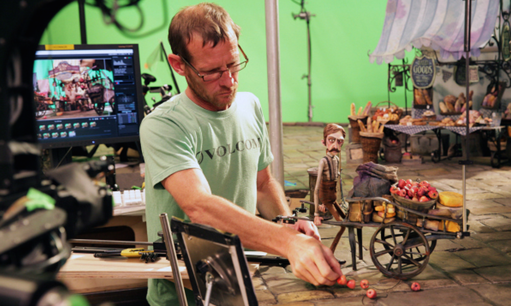 It took 1.5 years to film The Boxtrolls, a good day netted 2 seconds of footage.