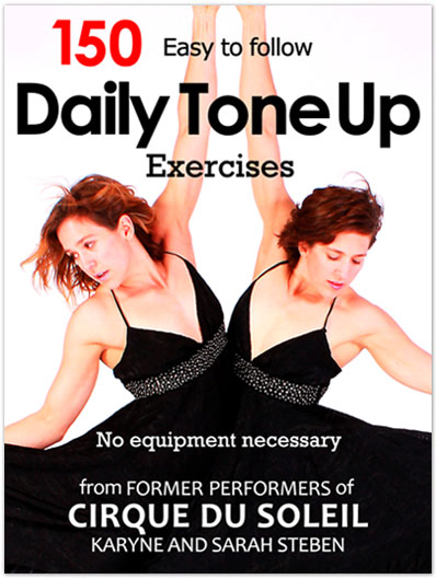 The Daily Tone Up with Karyne Steben and Sarah Steben