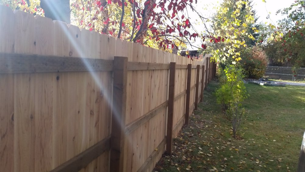 Treated Posts & Rails