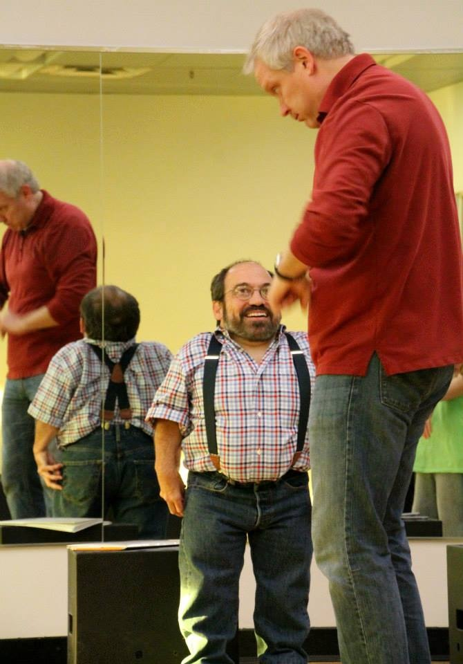 Improv with Danny Woodburn