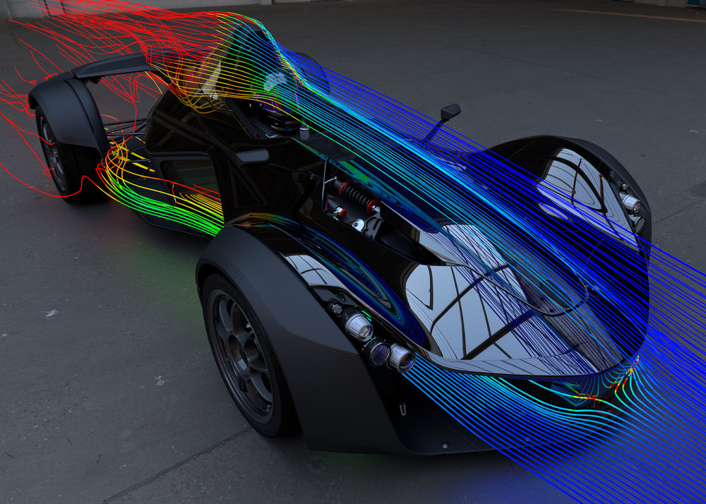 BAC MONO EXPERIENCE - The Briggs Automotive Company manufactures some of the fastest road-going cars in the world and has been a technology partner with Autodesk since 2015. As exhibit designer with Autodesk, I proposed the concept of a BAC exhibit