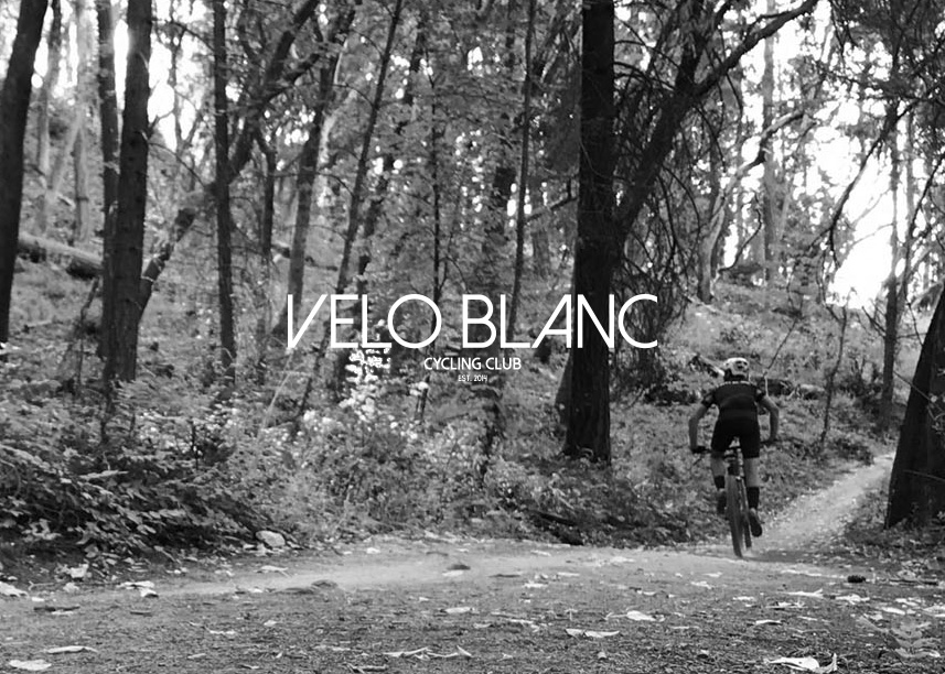 VELO BLaNC - Founding and developing a sophisticated cyling brand with a sensitivity to art, apparel, and love of cycling has been a long time dream of mine.