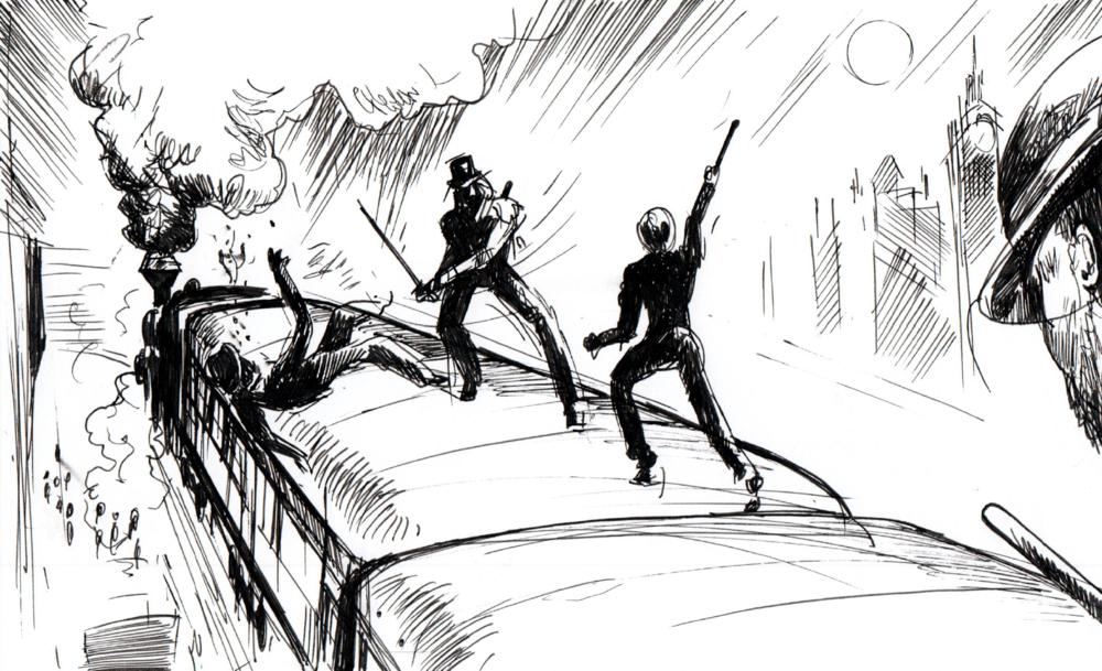 Agency storyboarding