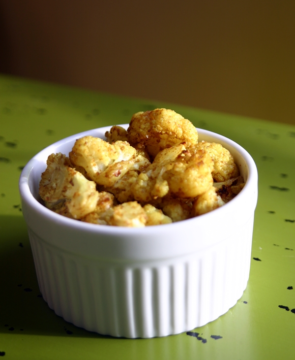 Paleo Curry Cauliflower