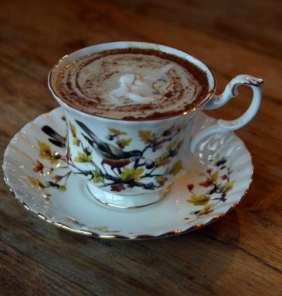 Paleo Pumpkin Spice Latte