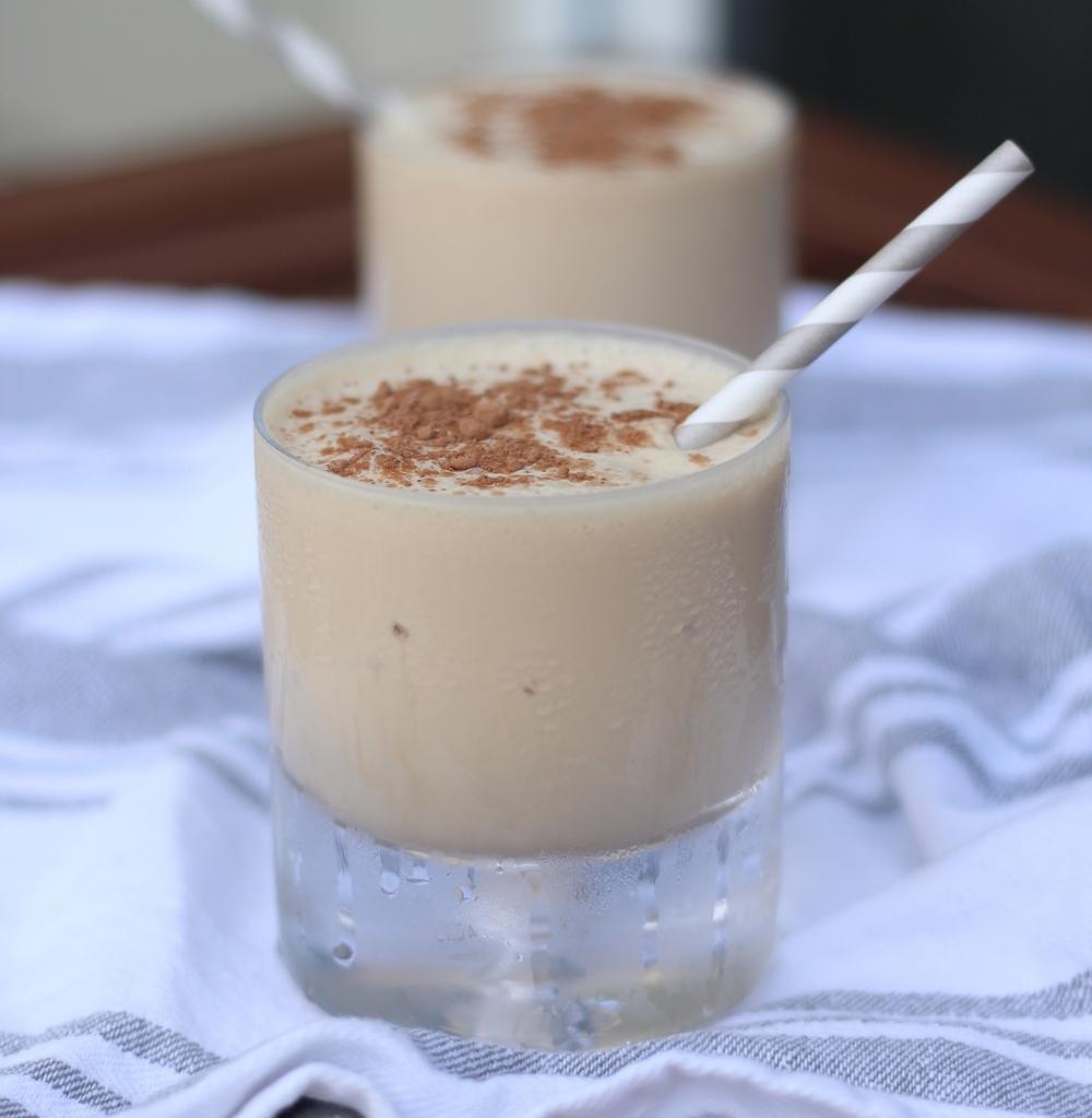 Paleo Coconut Café Frappé