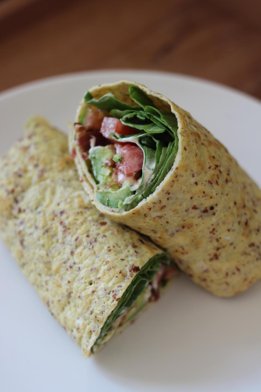 Paleo Breakfast Wraps | Freckled Italian