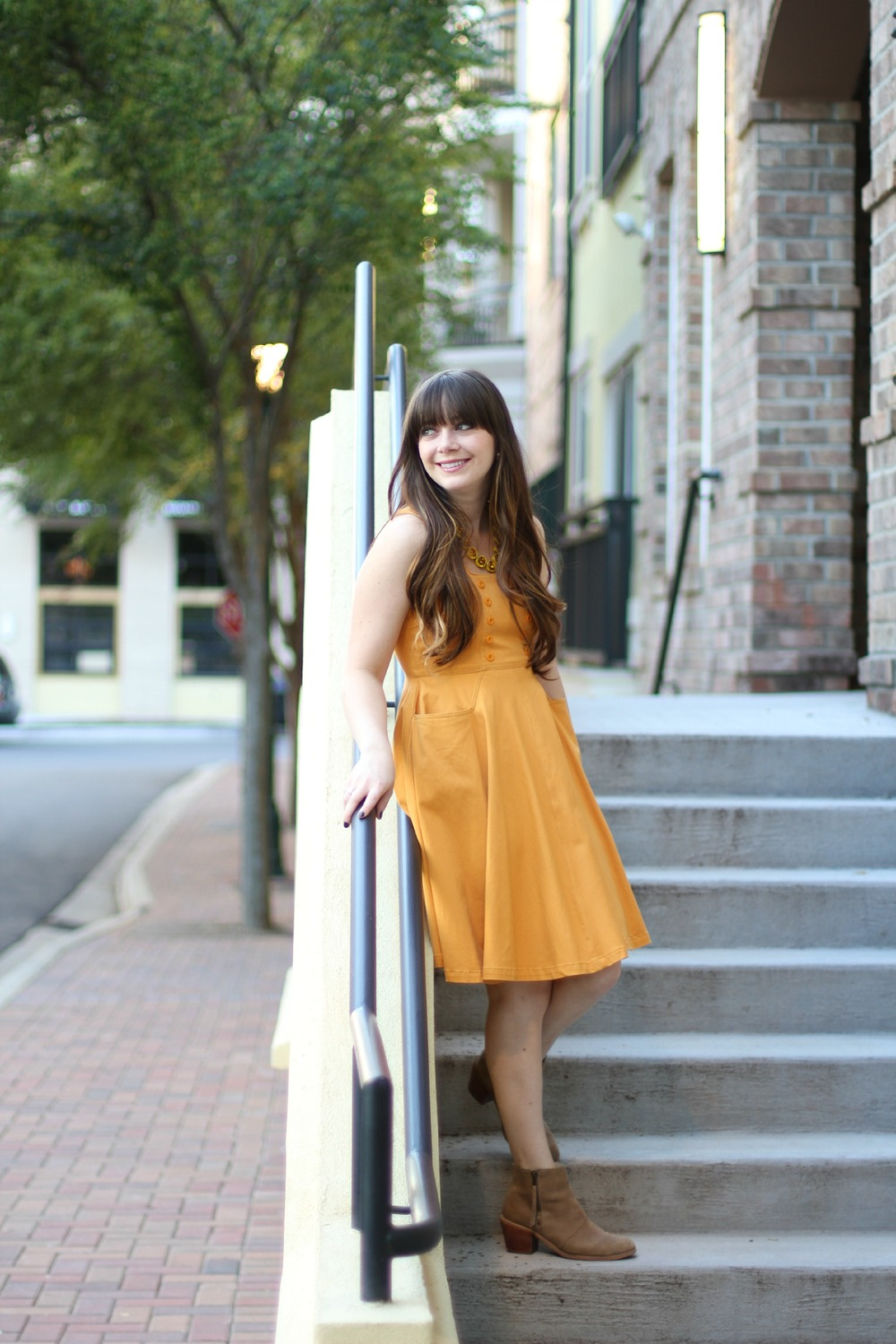 What I Wore: Pumpkin Spice | Freckled Italian