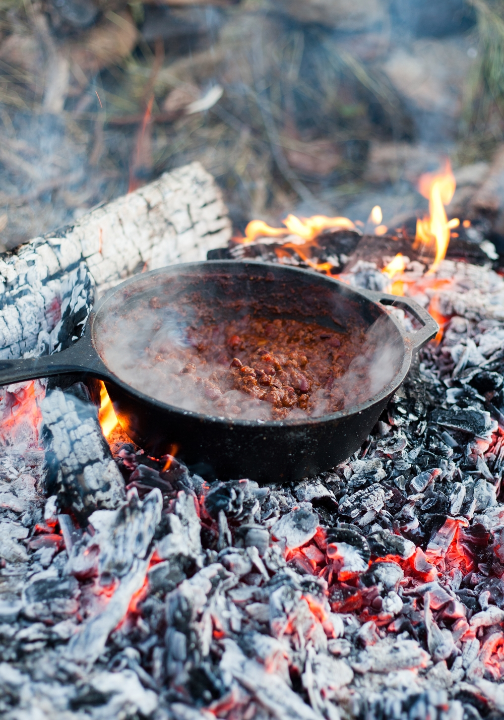 Campfire Chili | Freckled Italian