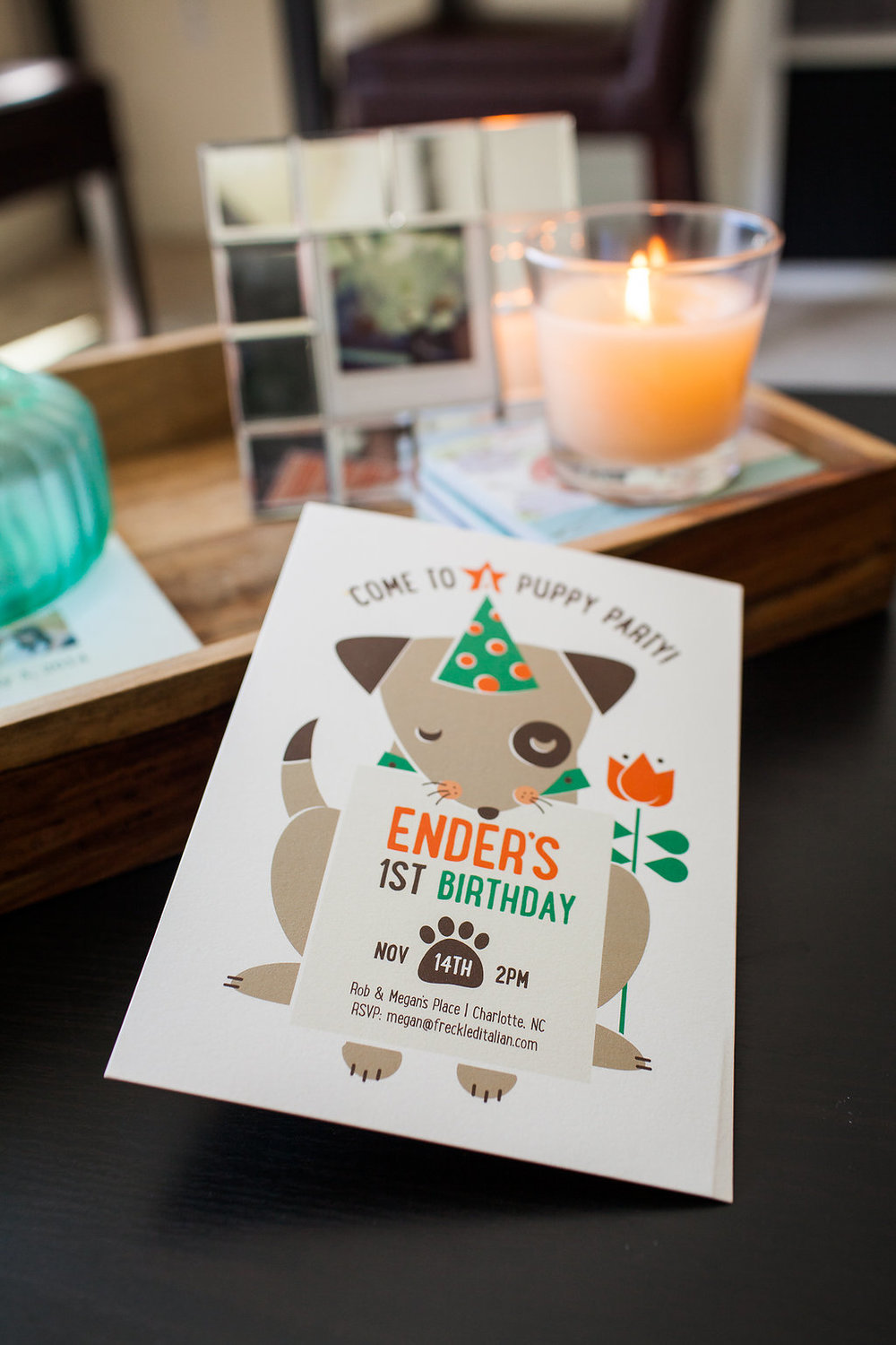 Puppy Birthday Party | Freckled Italian
