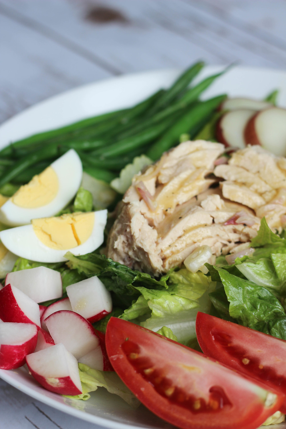 Nicoise Salad | Freckled Italian