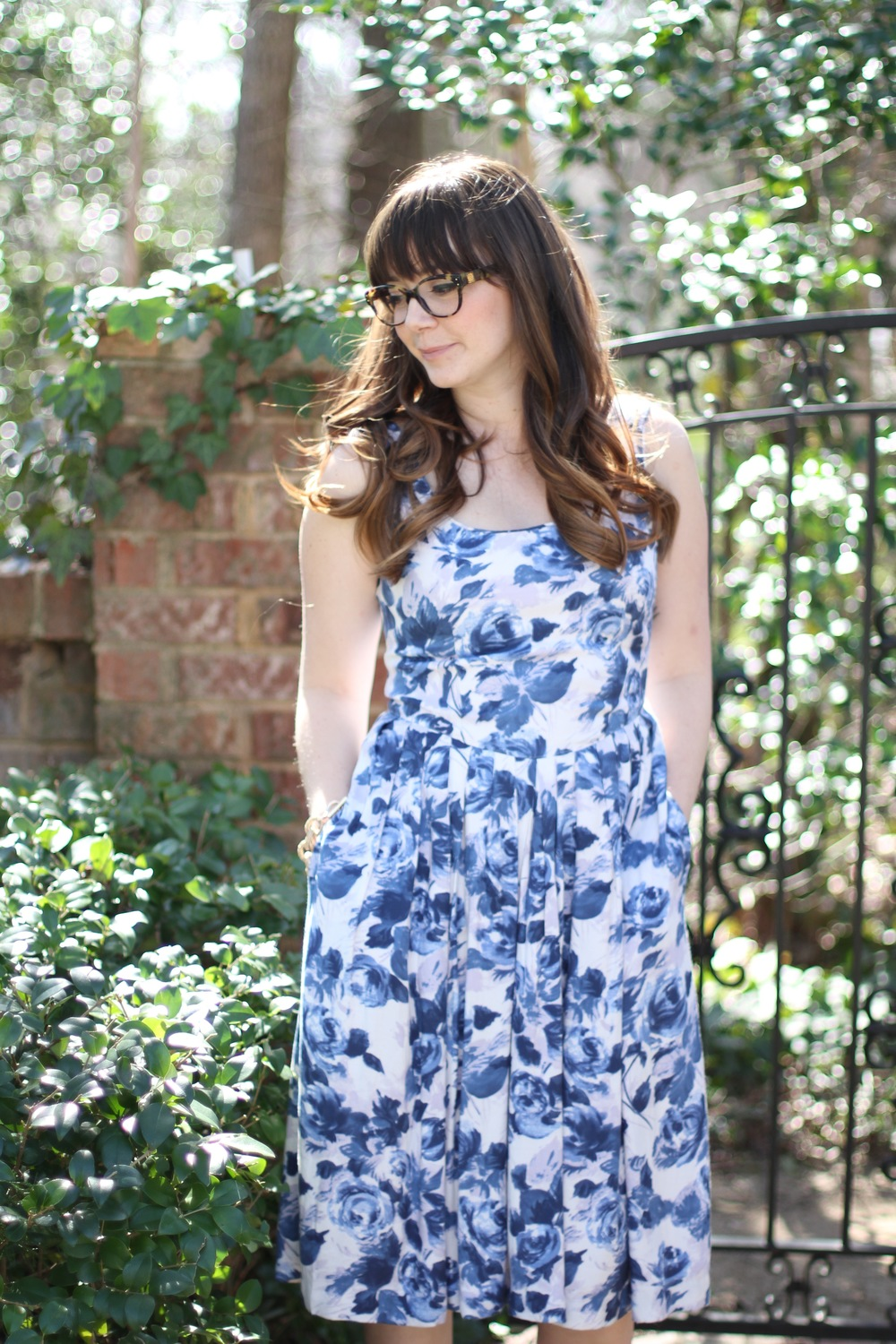 Garden Party Dress | Freckled Italian