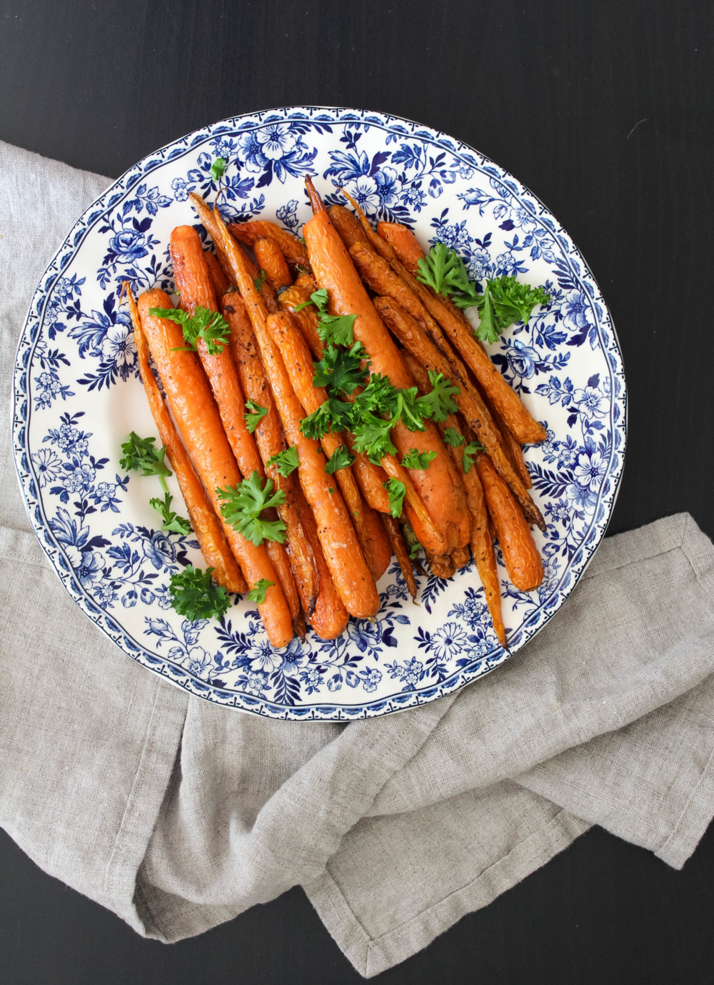 Roasted Carrots | Freckled Italian