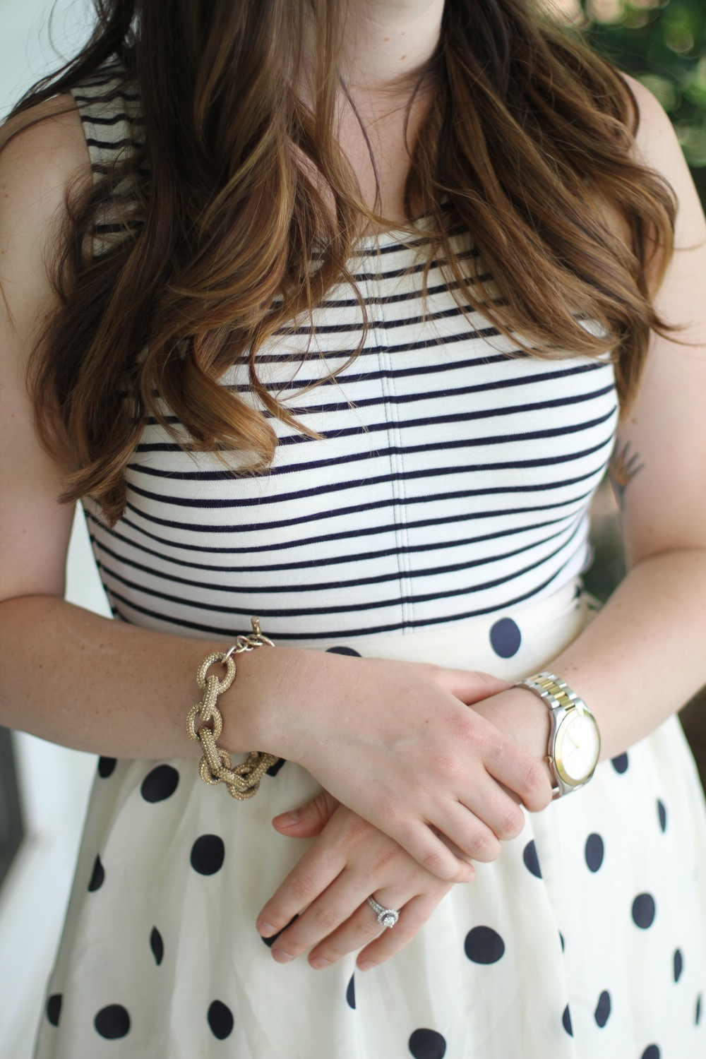 Stripes and Dots | Freckled Italian