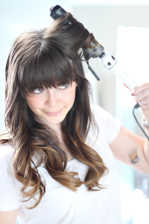 How I Style My Hair | Freckled Italian